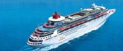 CVC Soberano – o maior navio da frota